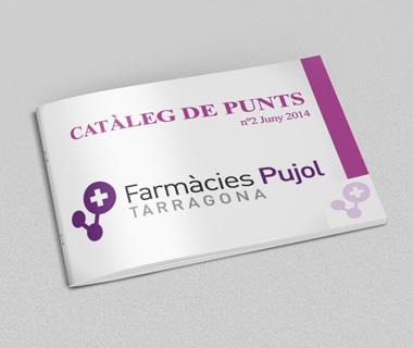 NOU CATÀLEG DE PUNTS